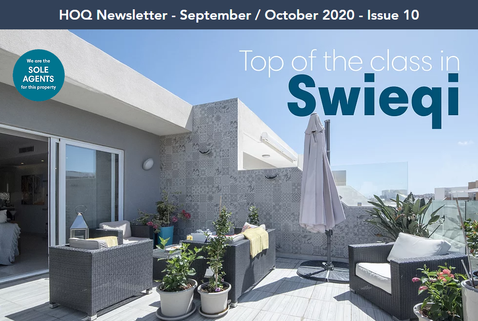 Homes of quality july newsletter 2020
