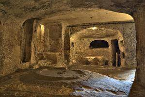 St Pauls Catacombs - Credits - Malta Tourism Authority