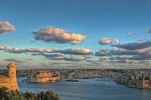 Valletta and the Grand Harbour