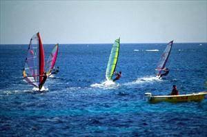 Windsurfing - Credits - Malta Tourism Authority