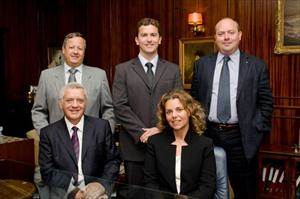 The Directors Left to right<br/> Joseph  Lupi, Grahame Salt, Douglas Salt, Frank Salt & Alison Vella