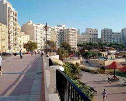 Properties on the Sliema Promenade