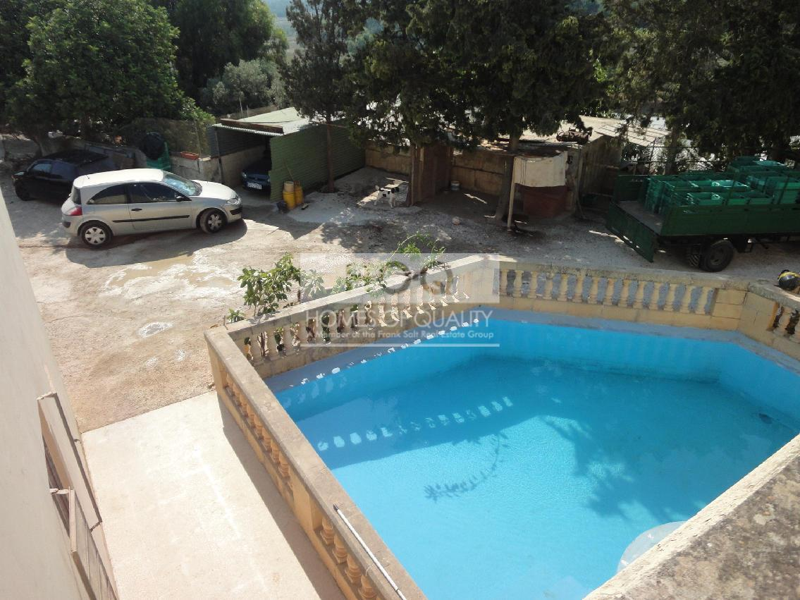 Farmhouse in Dingli for Sale Malta