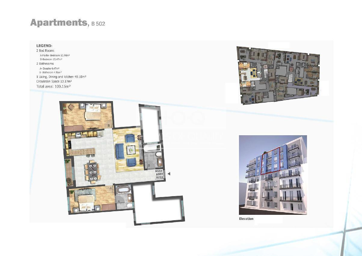 alt='Print Image For Apartment in Sliema (Ref : 319486)'