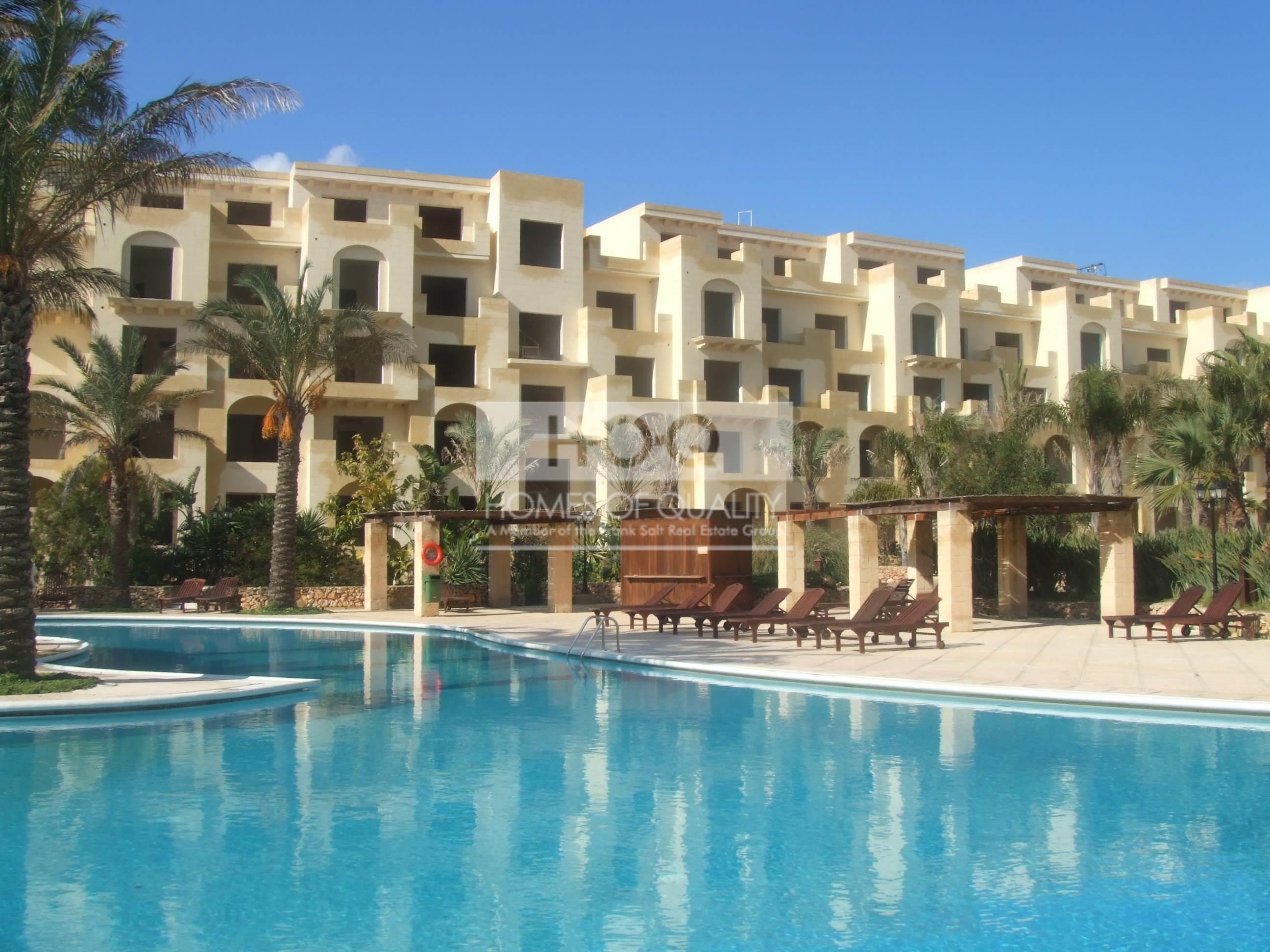 Apartment in Kempinski for Sale Malta