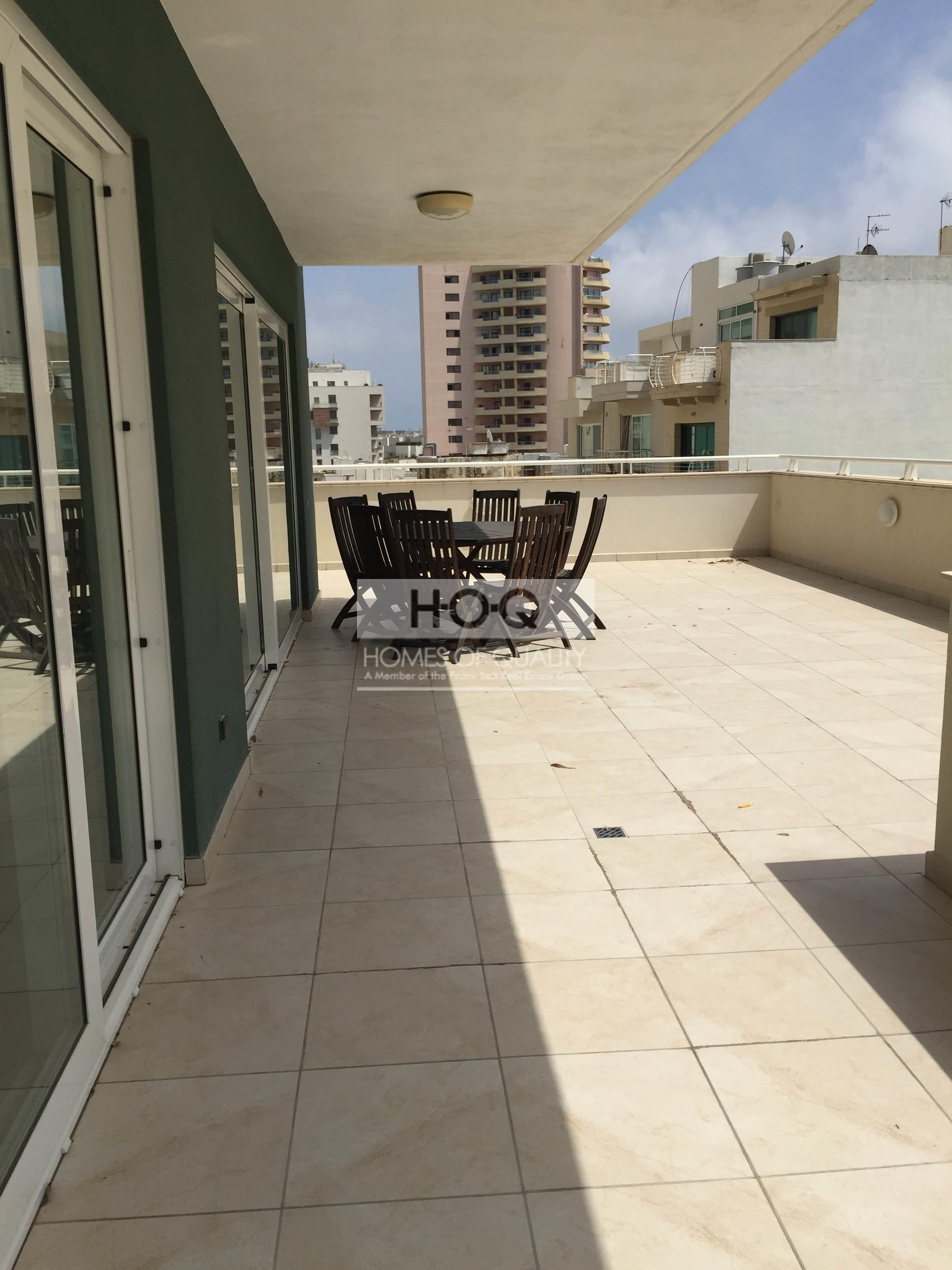 Apartment in Fort Cambridge for Sale Malta